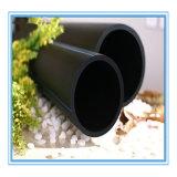 Pipe de HDPE de la matière PE80/PE100 première pour l'irrigation/sous terre l'évacuation de l'eau