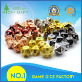 Fabricants Vente en gros Custom Metal Polyhedral Casino Dice Set / Bulk / Plastic / Laser Gravé / D20 / 12/10/8 faces / Giant / Sex / Rpg / Loaded / Poker Dice for Adult Games