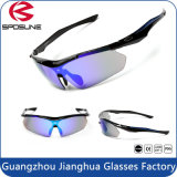 Novelty High Quality Rimless Tamanho único Adulto Convertible Sports Sunglasses Eyewear
