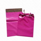 Roze Poly Postende en Verschepende Zakken voor Kleding
