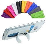 La forme d'Araignée pliable Support de téléphone mobile en silicone pour iPhone/Samsung