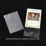 Gioco di scheda stampato abitudine di commercio con i manicotti
