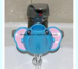 Suplemento del grifo para el golpecito del fregadero de la diversión de la colada de los juguetes del cuarto de baño de los bebés del golpecito del fregadero de los cabritos de los niños/de los cabritos del hábito de la colada
