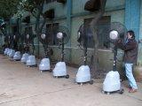 65cm ventilador centrífugo/ventoinha nebulizadora/Ventilador de Água/AEA/homologações CE