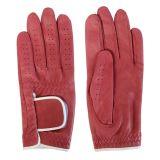 Weicher farbiger Cabretta Golf-Handschuh