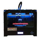 L'imprimante de PLA 3D d'ABS, DIY 3D bon marché autoguident à l'aide de l'imprimante de l'imagination 3D