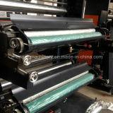 Dos de color no tejidos máquina de impresión Letterpress Zxh-C21200