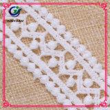 Modèle hydrosoluble de fleur de lacet de lacet chimique de fleur pour la robe