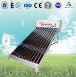 Nicht-Druck Vakuumgefäß-Solarwarmwasserbereiter