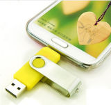Unidade Flash USB OTG para Micro Phone