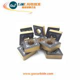 炭化物アルミニウムのためのIndexable CNCの挿入