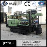 Jdy300 rastreador montado en la plataforma de perforación hidráulica