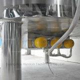 500litres sanitair het Verwarmen van de Stoom Roestvrij staal die Tank mengen