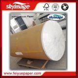 1,32 m (52 polegadas) Papel de sublimação de secagem rápida não-Curl 70GSM Jumbo Roll