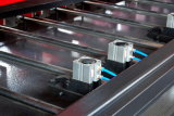 V Inkepen Machine voor metalen platen