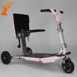 Prezzo di fabbrica che piega il motorino elettrico di mobilità delle tre rotelle con la sede