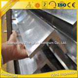 6063 T5 Construsion personnalisé de la forme d'Extrusion de profil en aluminium 6005 T5