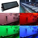 108*Laver la lumière à LED 3 W éclairage de scène.