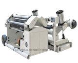 Carrete de película de alta velocidad automático de rodillo del papel de rodillo enorme que raja la máquina de Rewinder