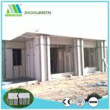 Materiais de construção Painéis de parede com características de insonorização em poliuretano