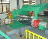 0.2-6мм из нержавеющей стали на ломтики и перематывателем процесс машины