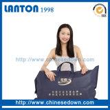El pato material 100% del algodón abajo empluma las almohadillas