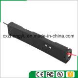 support de la batterie 2AA avec fils de fil rouges/noirs (un plus long type)