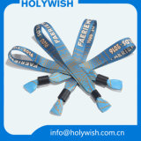 Omaggi su ordinazione del Wristband di evento di disegno di marca con il marchio