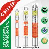 Öl - gefüllte Ölkühlung-MotorQgd Schrauben-versenkbare Wasser-Pumpen (CER)