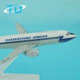 1/100 16cm CSA B737-500 Flugzeug-Modell-dekoratives Flugzeug-Modell