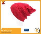 Chapéu feito malha do Beanie da venda de Ebay planície quente