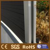 Frontière de sécurité composée d'intimité de poste en aluminium Anti-UV de WPC