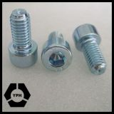 Kontaktbuchse-dünner Hauptkopfschrauben-Kohlenstoffstahl des Hexagon-DIN6912