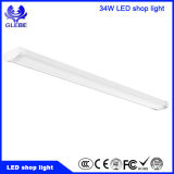 4FT 40W LED integrado de las luces del garaje