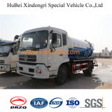 het Nieuwe Ontwerp van de Vrachtwagen van het Riool van de Zuiging van 7.8cbm