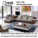 Sofa de coin de modèle moderne pour les meubles Set-Fb1121 de pièce de bâti d'hôtel