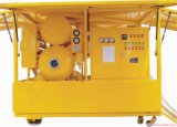Purificatore di olio mobile del trasformatore per funzionamento esterno