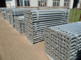 Apoyo de aluminio Shuttering de MOQ del edificio inferior del andamio