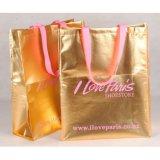 カスタマイズされたロゴと買物をすることのためのPPのLamintedによって編まれる袋