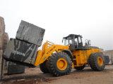 Gran capacidad de la máquina mina 40t Bloque Carretilla elevadora del cargador con 247kw