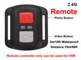 小型WiFiデジタルの防水処置のカメラ4k