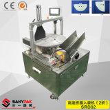 중국 고속 저가 단 하나 두 배 또는 3배 접히는 가면 기계