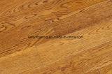 Suelo dirigido de madera de roble blanco con Uniclic el solar de /Hardwood/suelo de entarimado/suelo de la madera