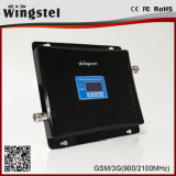 усилитель сигнала 900/2100MHz GSM/WCDMA 2g/3G/4G передвижной