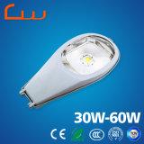 30W COB 6m LED Éclairage extérieur solaire