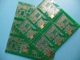 Tarjeta de cobre del PWB de la onza de la tarjeta de circuitos media con la tarjeta del oro de la inmersión