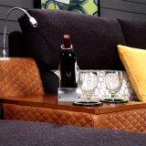 新しいデザインホーム家具現代ファブリックソファー(FB1140)