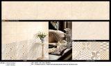 300 x 600mm Tintenstrahl-glasig-glänzende keramische Wand-Innenfliese für Innendekoration