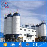 Kundenspezifischer automatisierter stapelweise verarbeitender Mischanlage-Preis des Beton-Hzs60