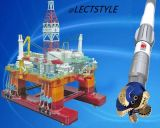 Nuevo generador de imán permanente 2017 para la herramienta 100W*2 50rpm 28V de la perforación petrolífera